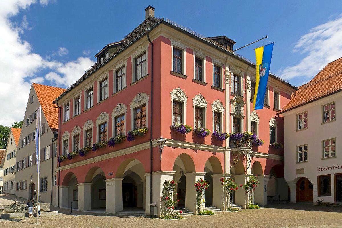 Historisches Rathaus Leutkirch