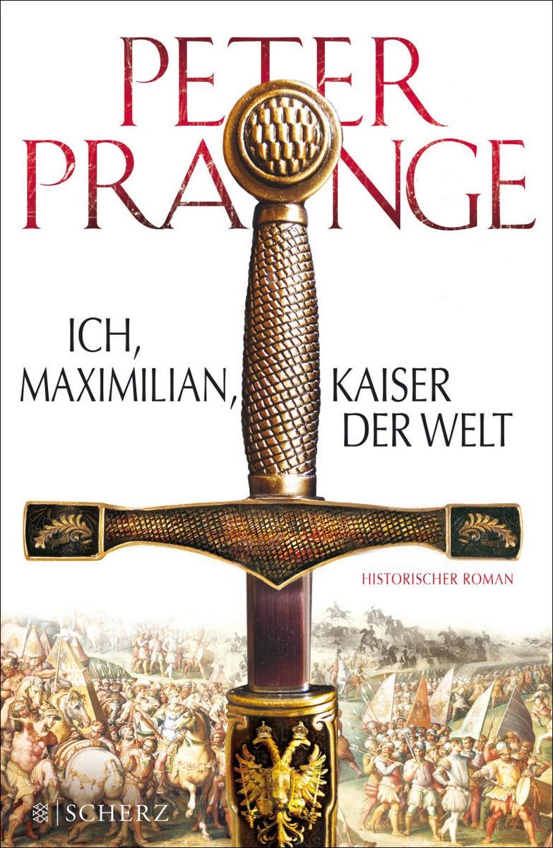 Buchcover - Ich, Maximilian, Kaiser der Welt - S. Fischer Verlage