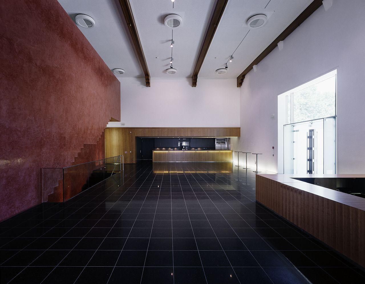 Festhalle Oberes Foyer