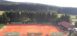 Tennisclub-Anlage