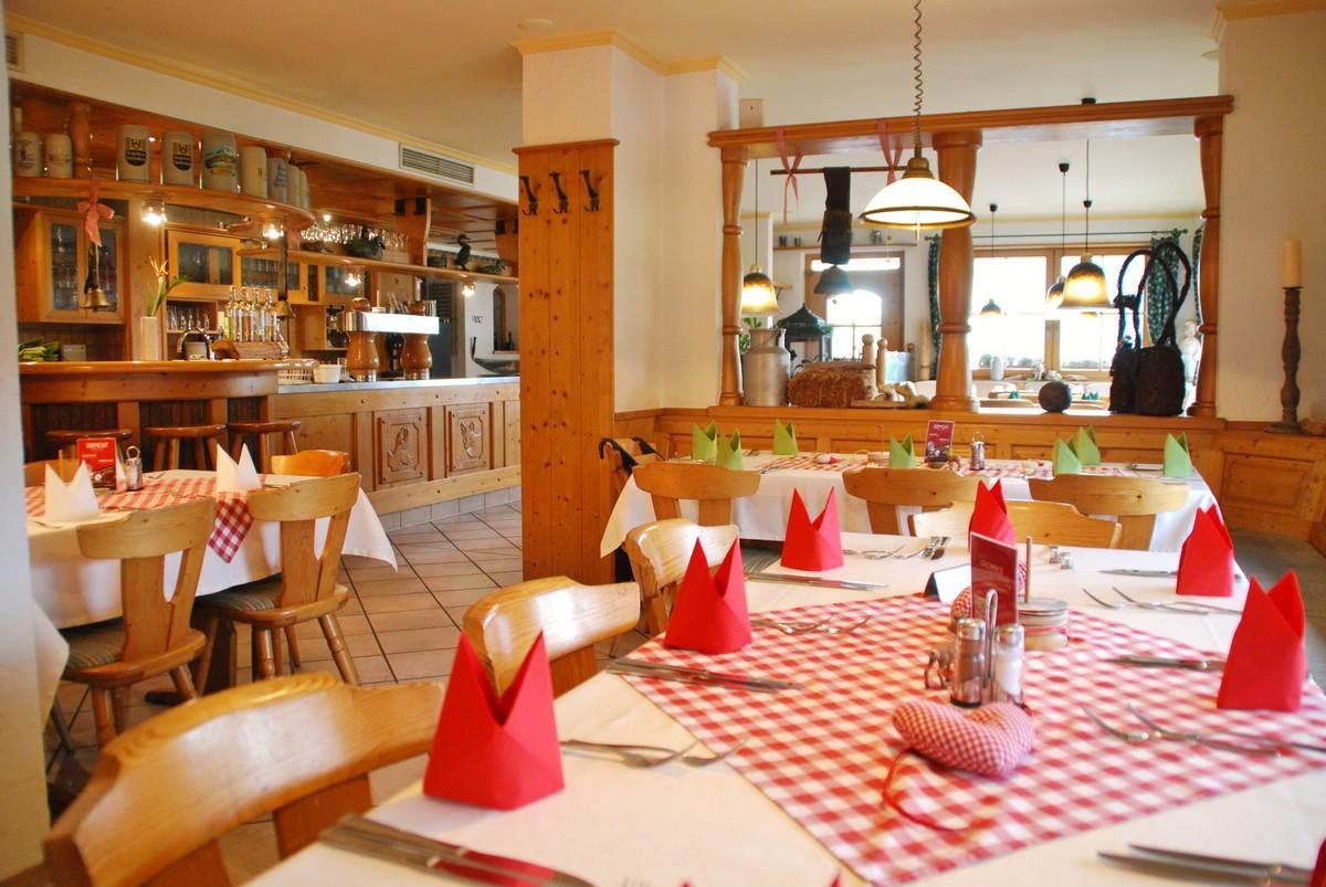 Gasthof Bayrischer Hof: Restaurant