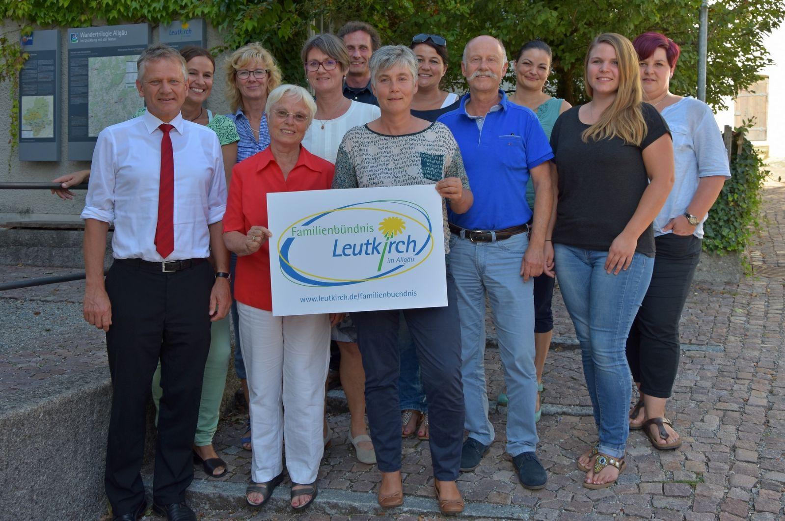 """Lenkungsausschuss """"Familienbündniss Leutkirch"""""""