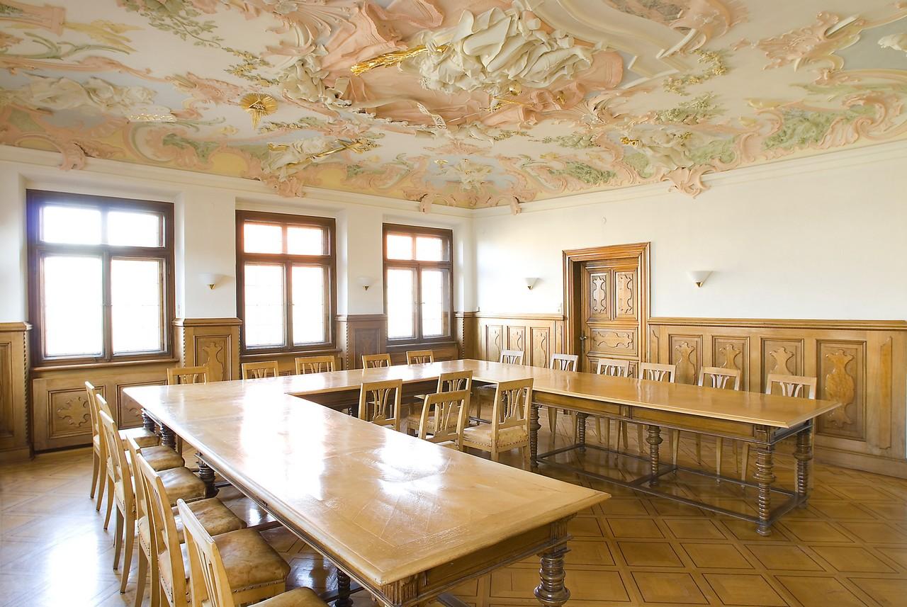 Historischer Sitzungssaal