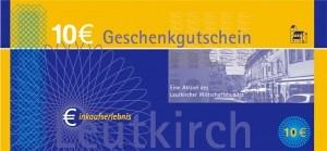Leutkirch Gutschein