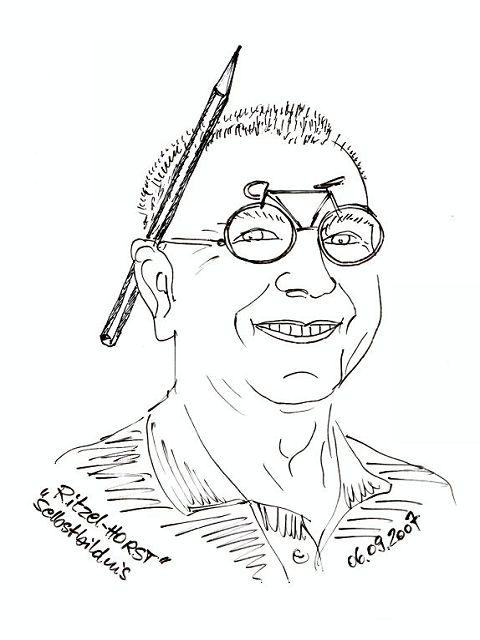 k-Karikatur_Ritzel-Horst