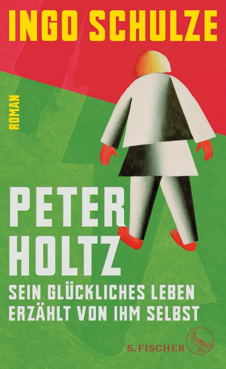 Buchcover - Peter Holtz. Sein glückliches Leben erzählt von ihm selbst (183 KB)