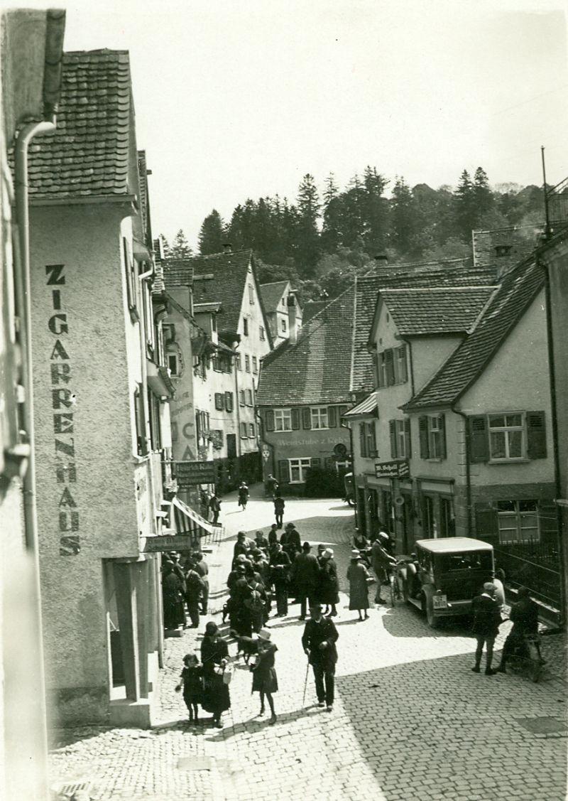 Lammgasse um 1910