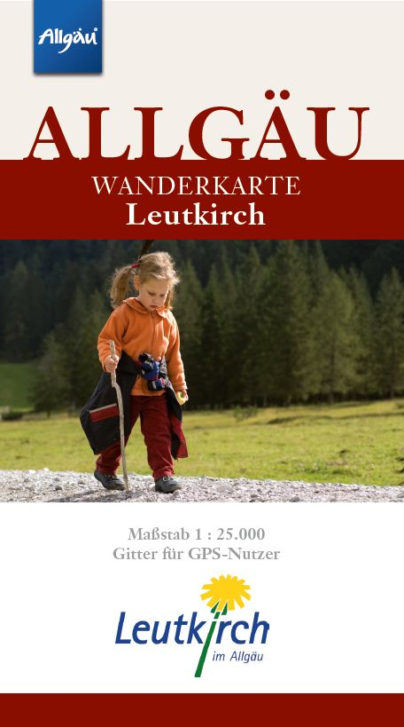 Wanderkarte Leutkirch