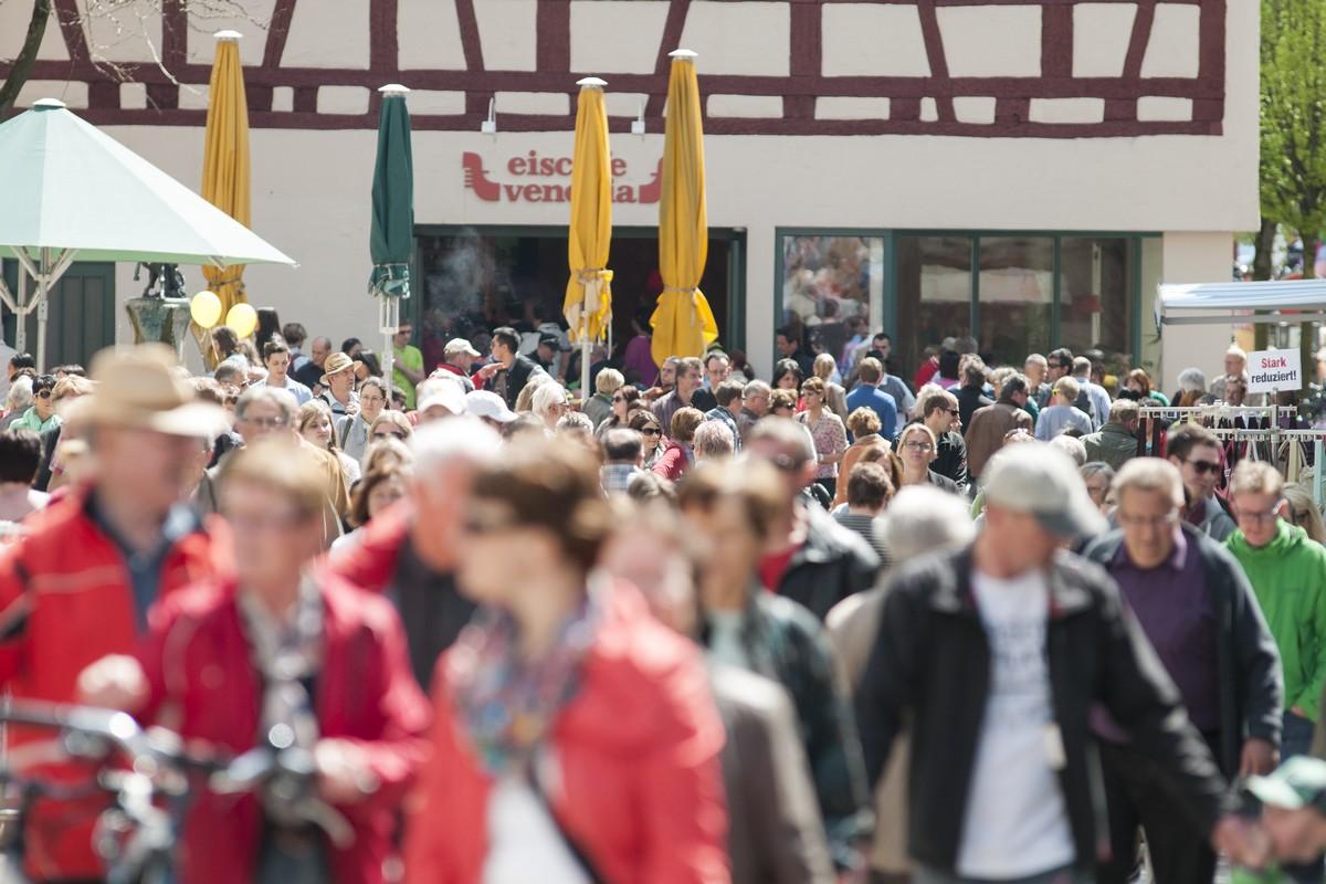 Einkaufen in Leutkirch
