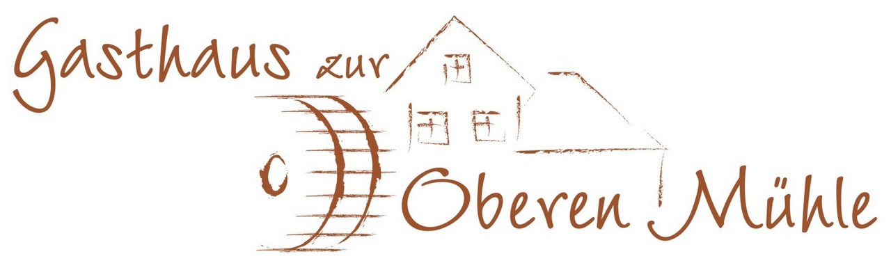Logo Gasthaus Obere Mühle