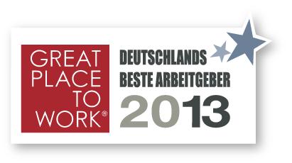 elobau unter Deutschlands Besten Arbeitgebern 2013