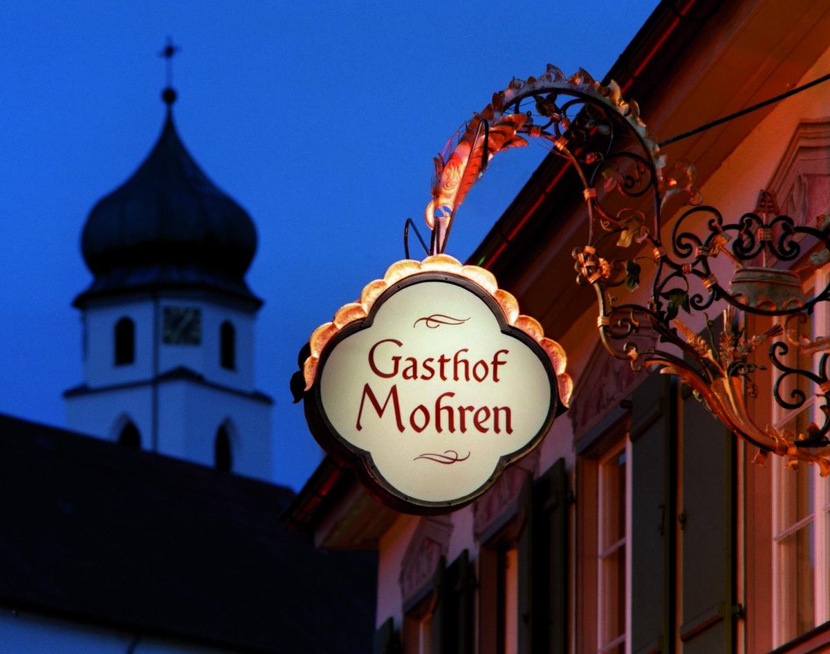 Brauerei Gasthof Mohren