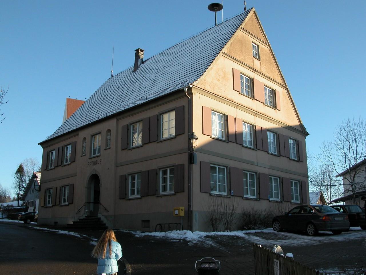 Orttsverwaltung Gebrazhofen