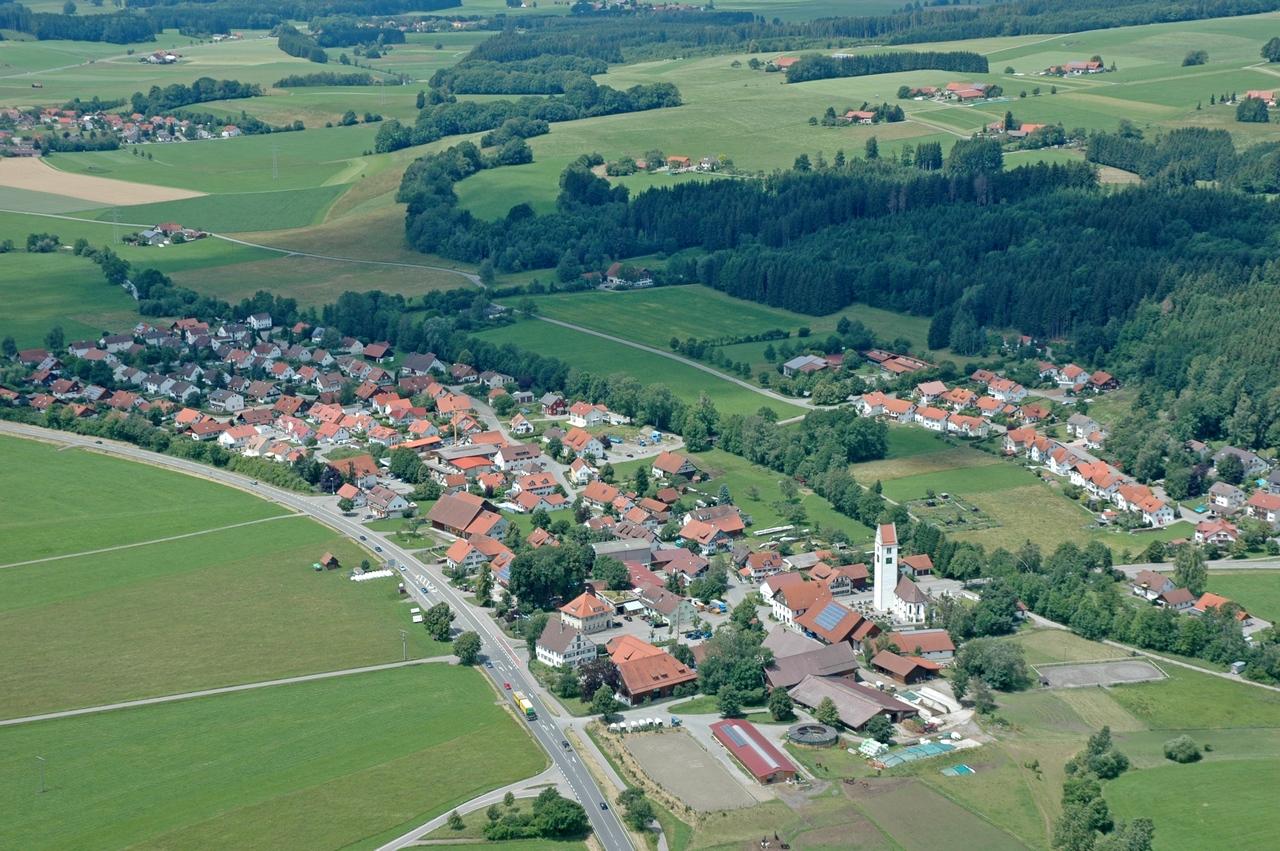 Luftbild Reichenhofen
