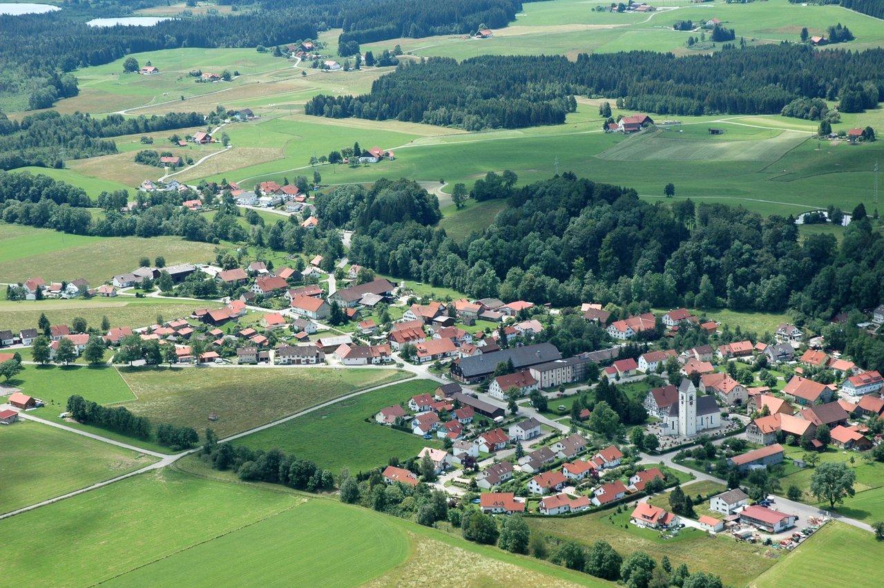 Luftbild Urlau