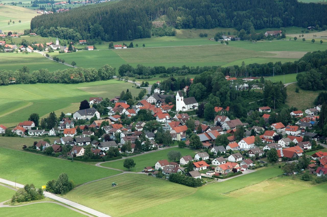 Luftbild Friesenhofen