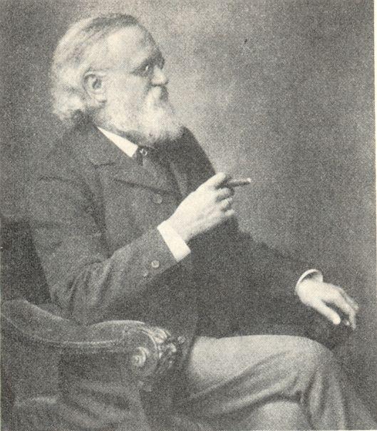 Dr. Franz Ludwig von Baumann