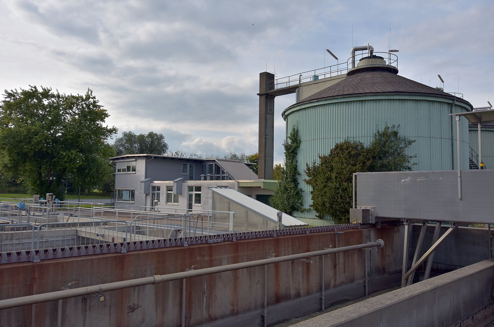 Kläranlage Leutkirch