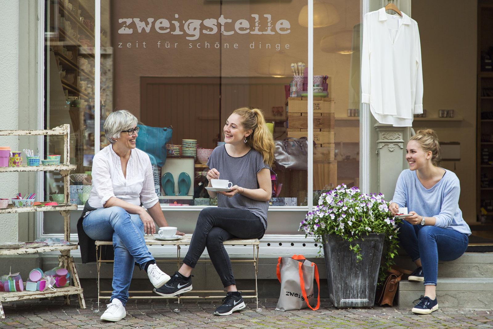 Einkaufen in Leutkirch im Geschäft Zweigstelle