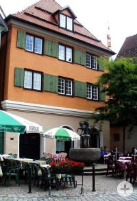Stadtarchiv Leutkirch Außenansicht
