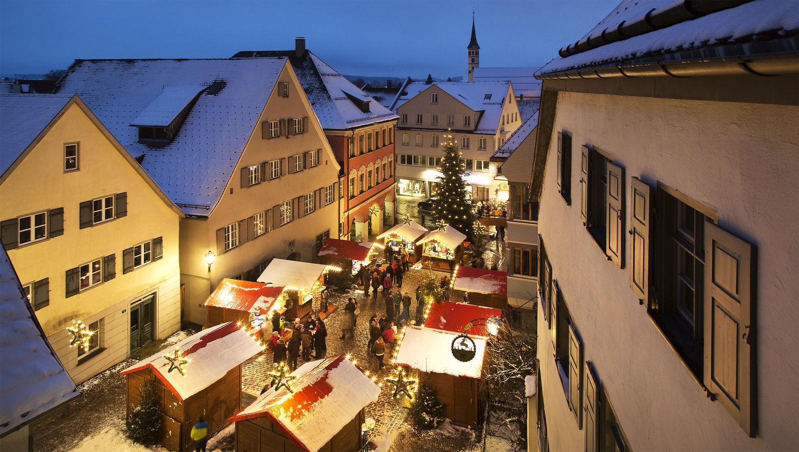 Leutkircher Weihnachtsmarkt