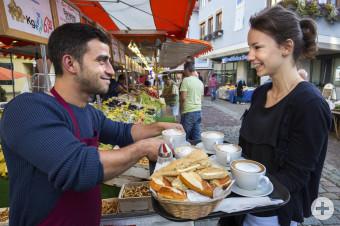 Leutkircher Wochenmarkt