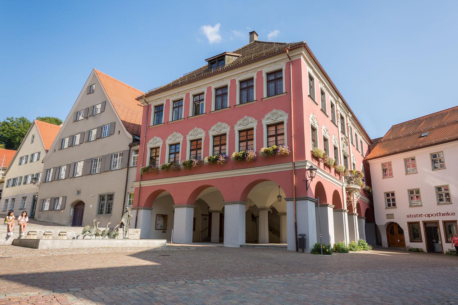 Historisches Rathaus Leutkirch im Allgäu