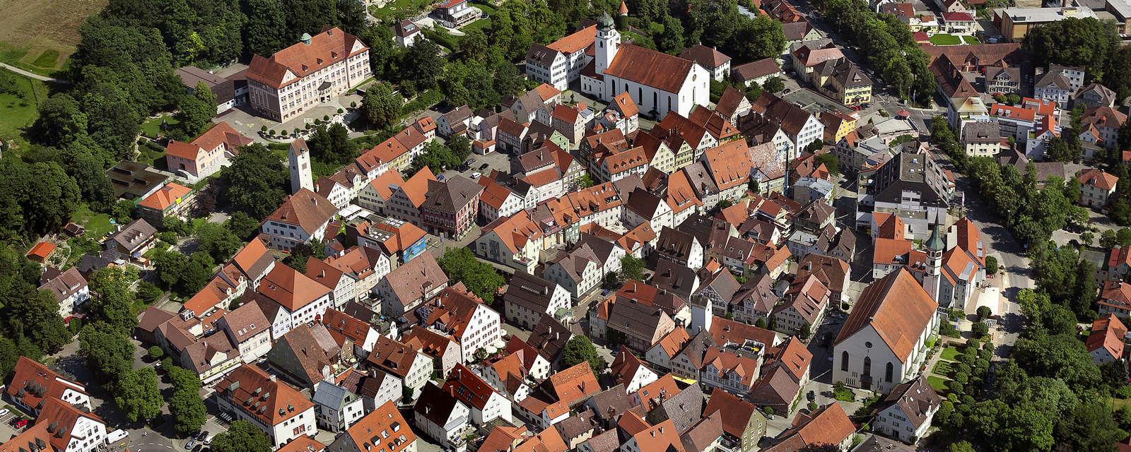 Stadtrundgang Leutkirch