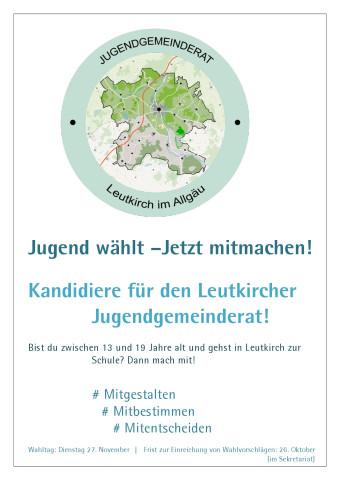 Jugendgemeinderat Leutkirch
