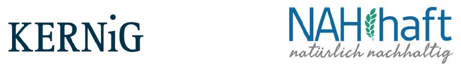 Logo KERNiG und NAHhaft
