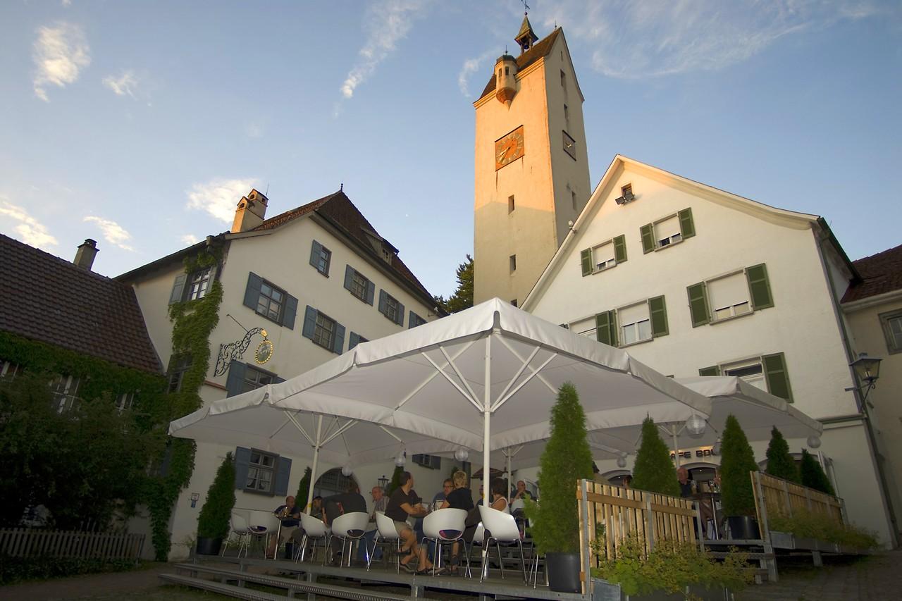 Bockturm und Museum im Bock
