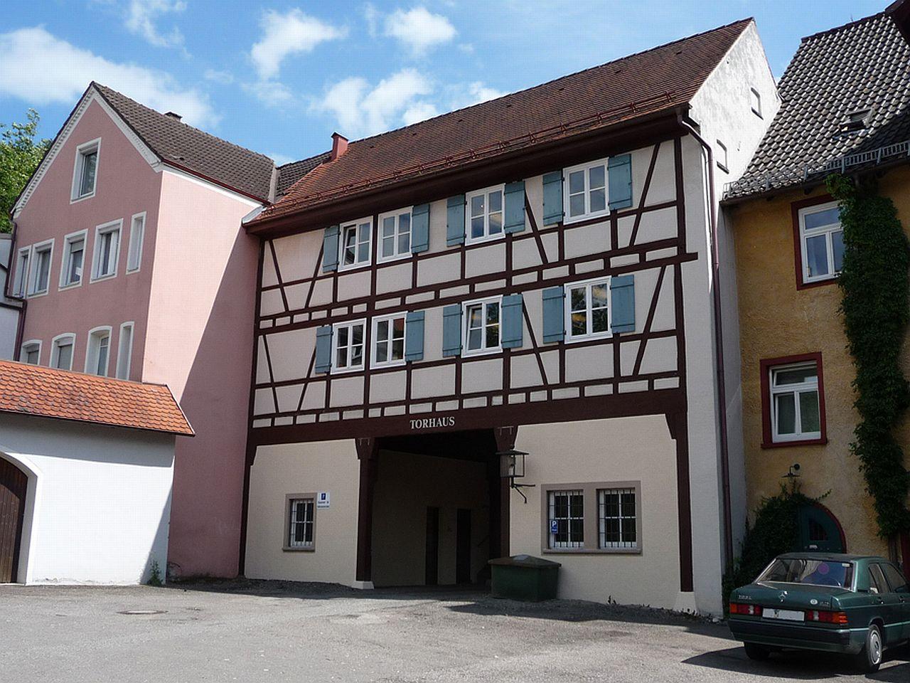 Aussenansicht Galerie Torhaus