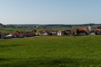 Ansicht von Wuchzenhofen