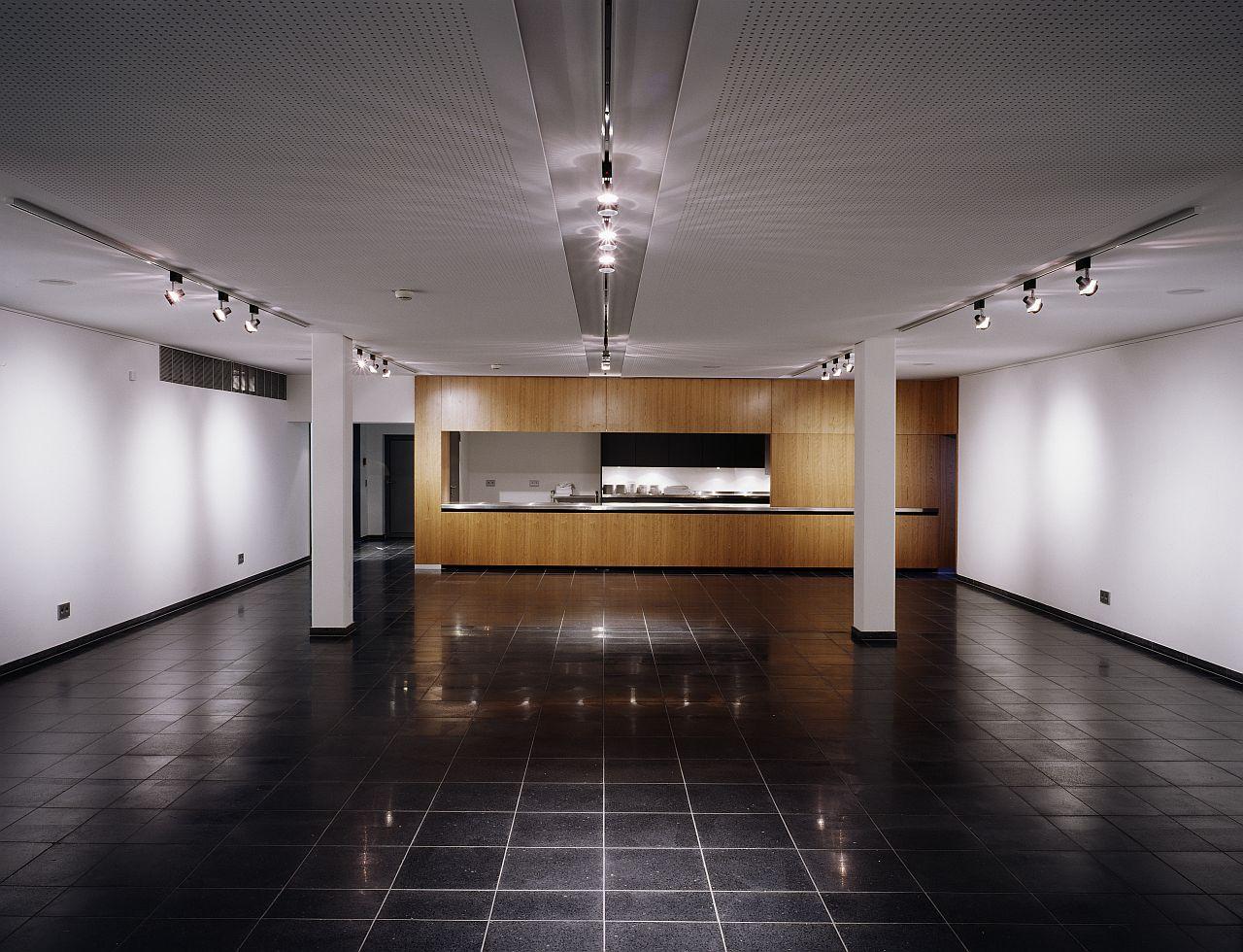 Festhalle Unteres Foyer