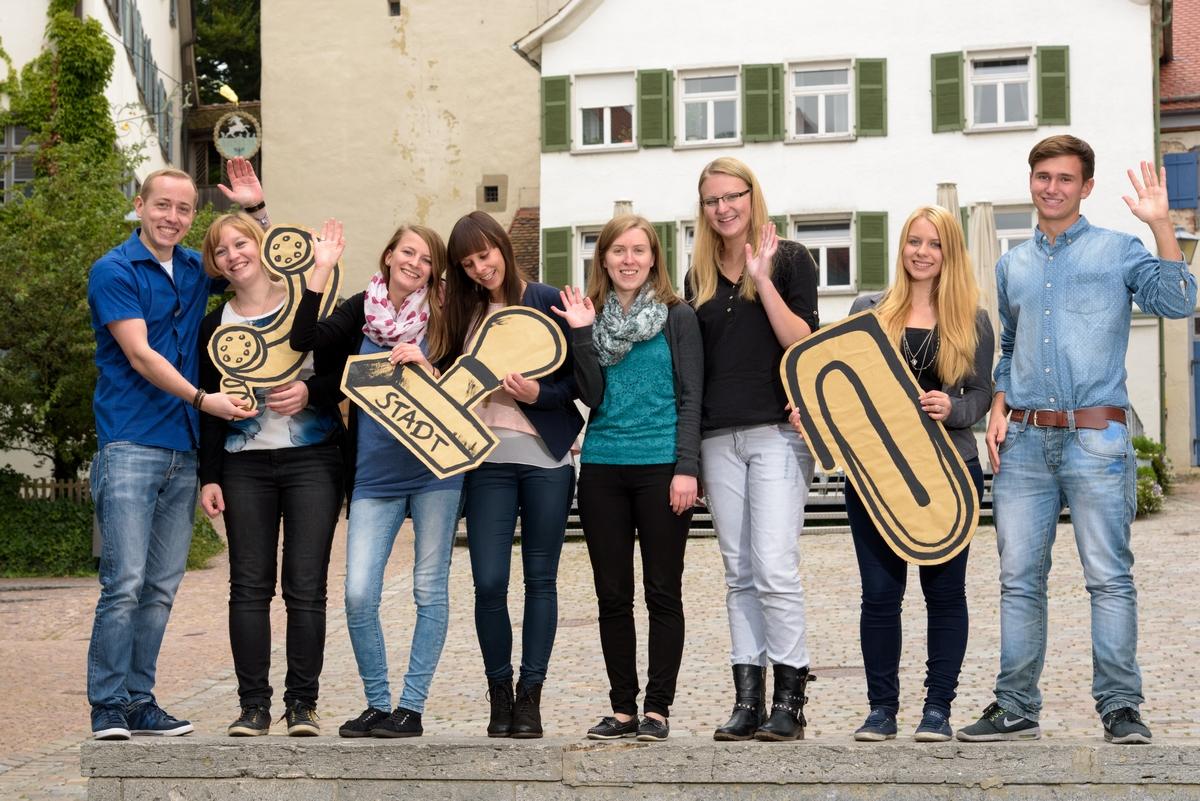 Ausbildung bei der Stadt Leutkirch im Allgäu