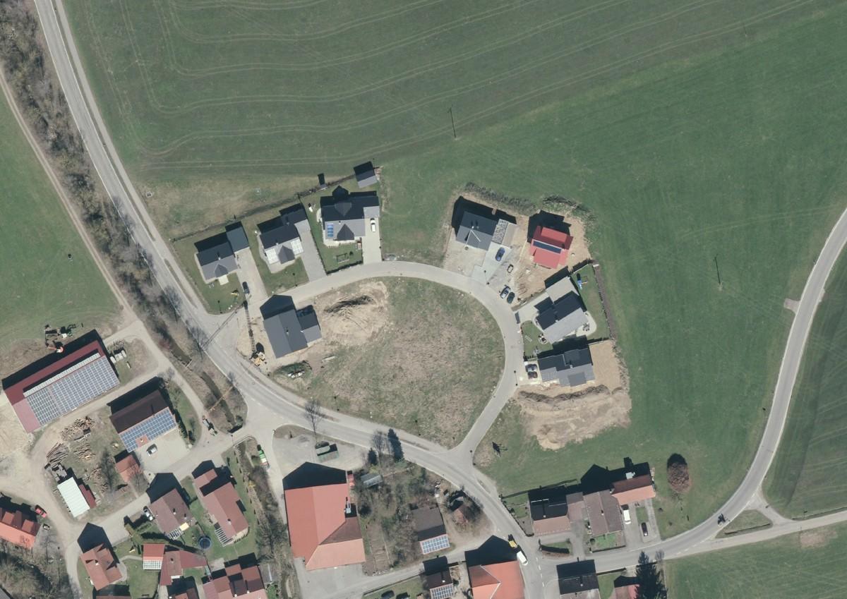 Baugebiet Ausnang - Nord