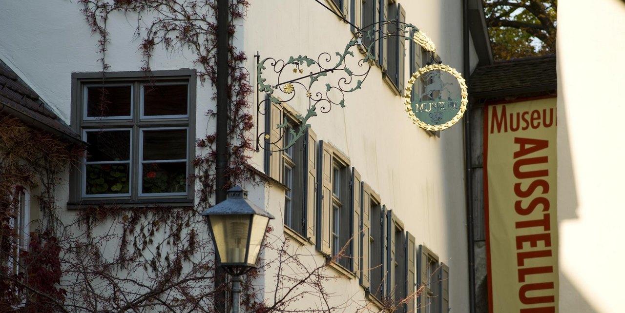 Heimatmuseum Außenansicht
