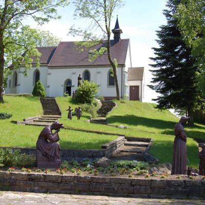 La-Salette-Kapelle