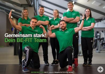 BE-FIT Leutkirch - Team