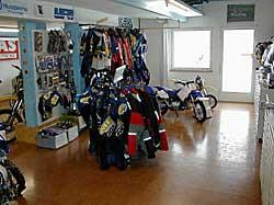 Laden Bekleidung/Motorräder