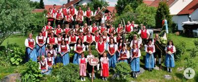 Gruppenfoto aus dem Jahr 2011