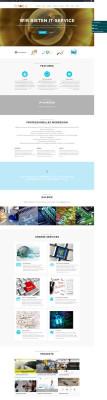 IT&MORE e.K. Website