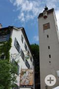 Bockturm und  Museum