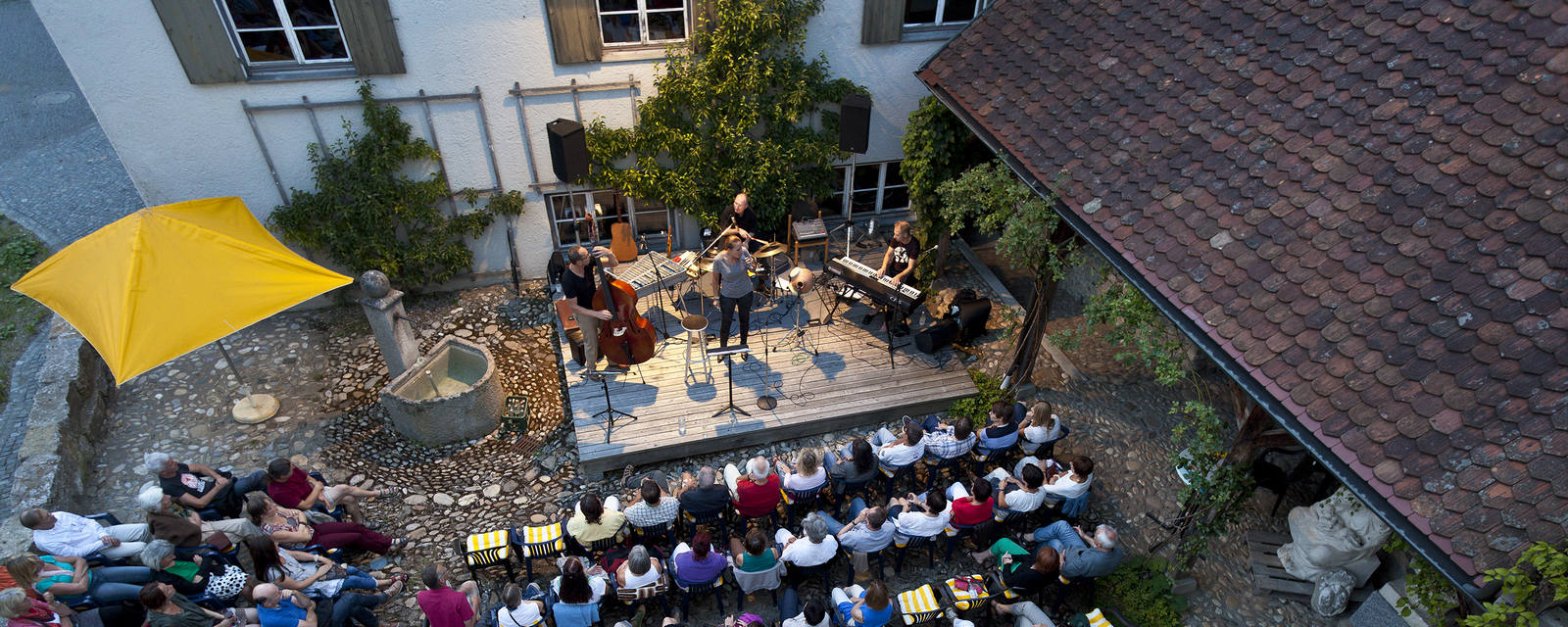 Sommerjazz in Leutkirch