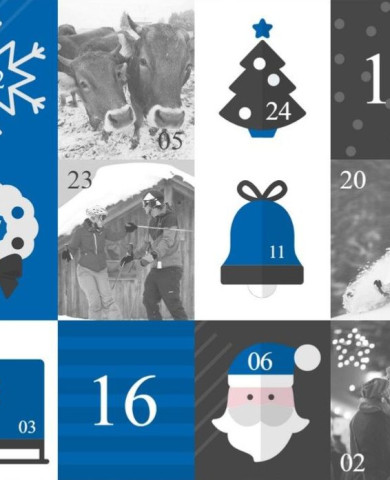 Der Leutkircher Adventskalender