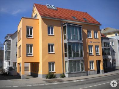 Firmengebäude Leutkirch