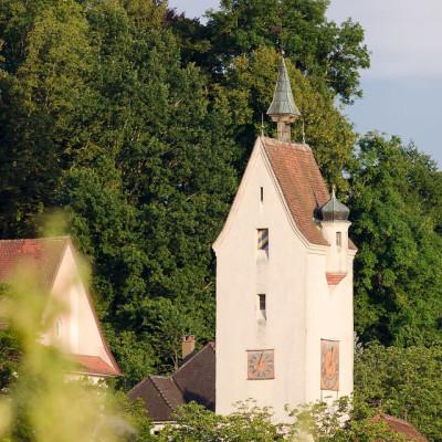 Bockturm in der Altstadt
