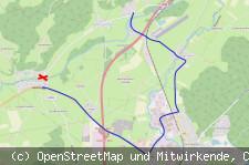 Umleitung Reichenhofen - Unterzeil