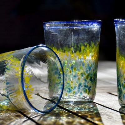 Allgäu-Glas