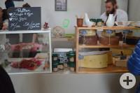 Kulinarische Köstlichkeiten auf dem Allgäuer Genussmarkt
